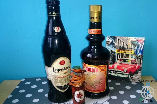rum na kubie