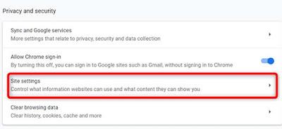 Cara Mengaktifkan / Menonaktifkan Beberapa File Downloadan Di Chrome