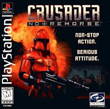 Crusader - No Remorse - PS1 - ISOs Download