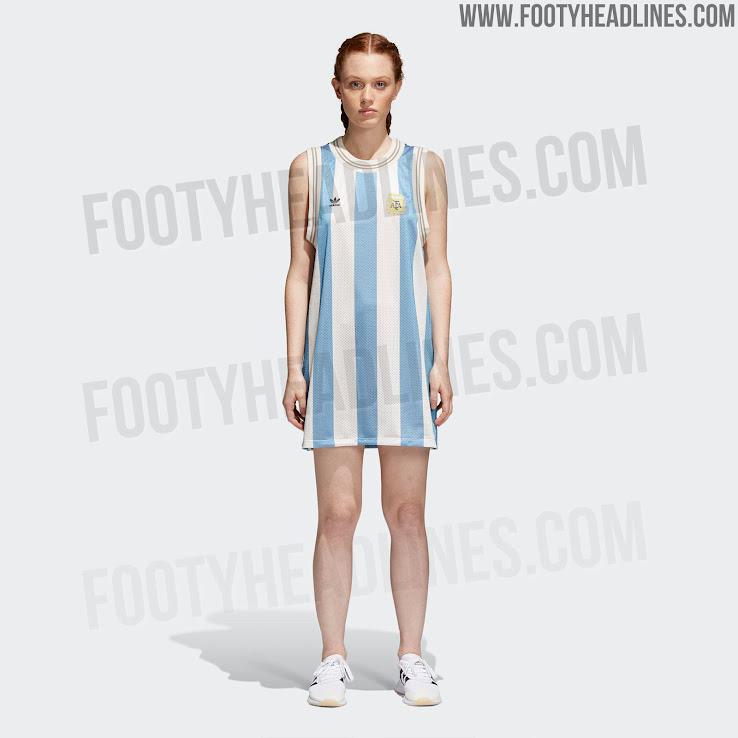 Adidas Originals Argentina 1993 Remake Kit Released. +1 dd8a0b32b