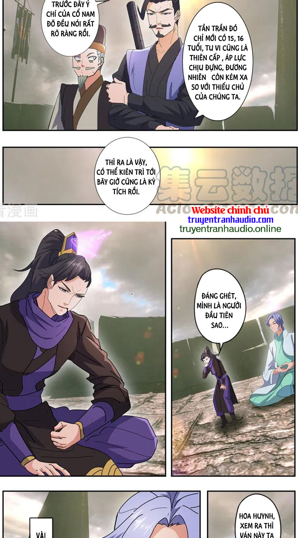 Võ Thần Chúa Tể Chương 487 - Truyentranhaudio.online