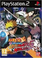 Naruto Shippuden Ultimate Ninja 5 PS2 Torrent