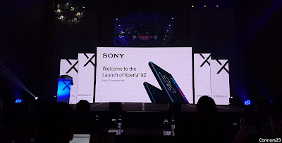 Sony Xperia XZ Launch Event