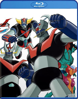 Mazinger Z: Movie Collection [2xBD25] *Con Audio Latino
