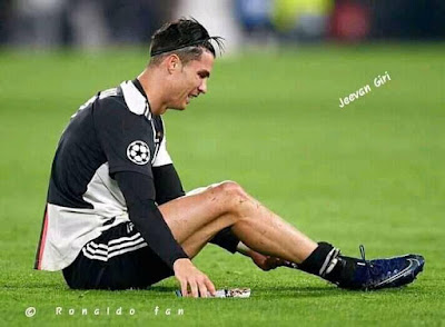 #International #break, #Ronaldo claimed to have a #knee #injury, which was his excuse for #bad #performance, #Sarri #subbed him off several times, #Cr7.