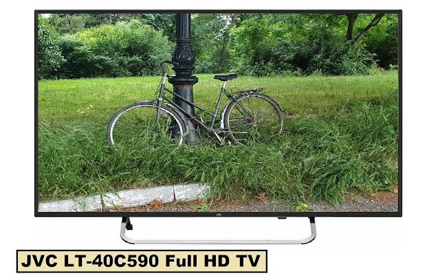 JVC LT-40C590 Full HD LED TV