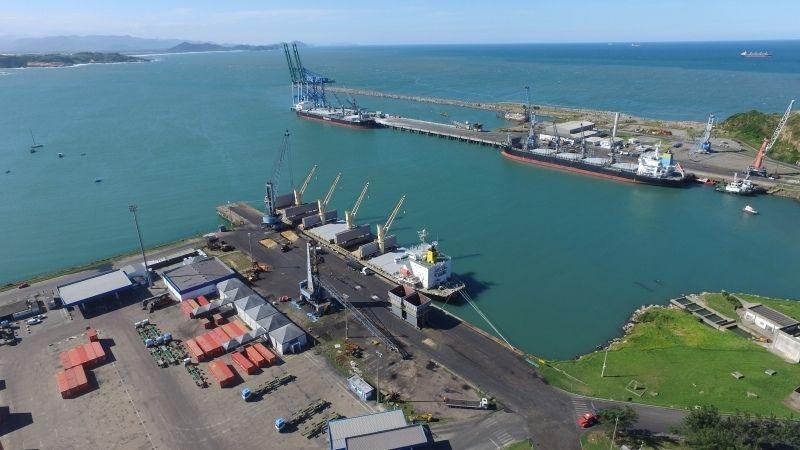 Porto de Imbituba fecha o mês de maio com recorde histório