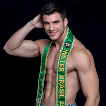 Mister Brasil Bruno Poczinek disputa título de Mister Grand International