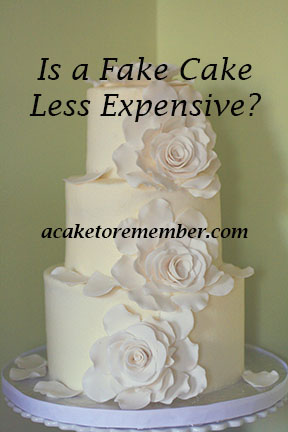 Fake Wedding Cakes 8 Fancy I see advice about