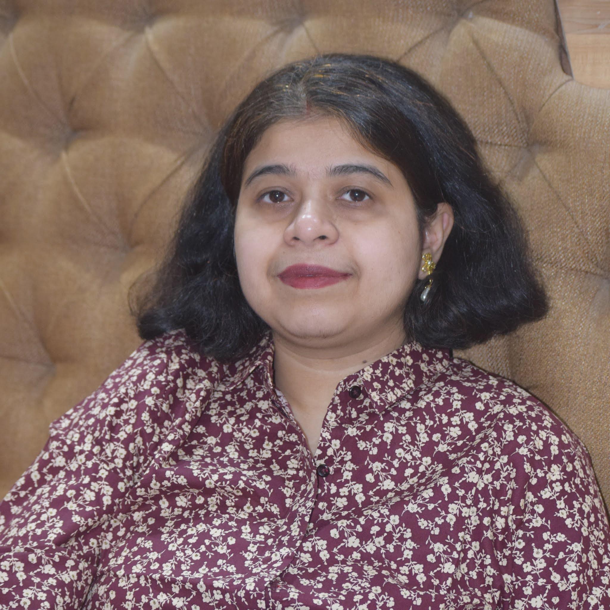 Photo of Sharmistha Chatterjee