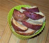 rezept - veganer apfelmuffin - kuchen