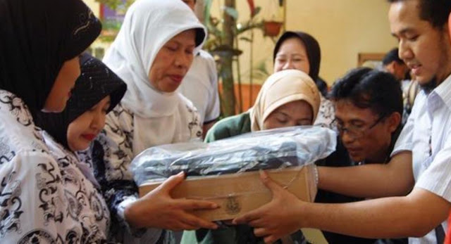 Contoh Belanja Profesi Oleh Guru Menggunakan TPG