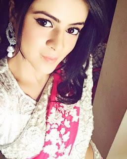 Jigyasa Singh Pemeran Utama Sinetron India Thapki ANTV