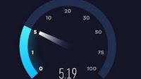 Vedere la velocità massima di rete Internet, download e upload