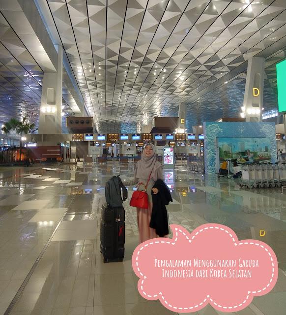 Pengalaman Menggunakan Garuda Indonesia