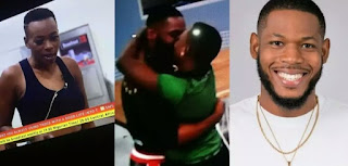 BBNaija 2019: Two Housemates Caught Kissing [Photo]