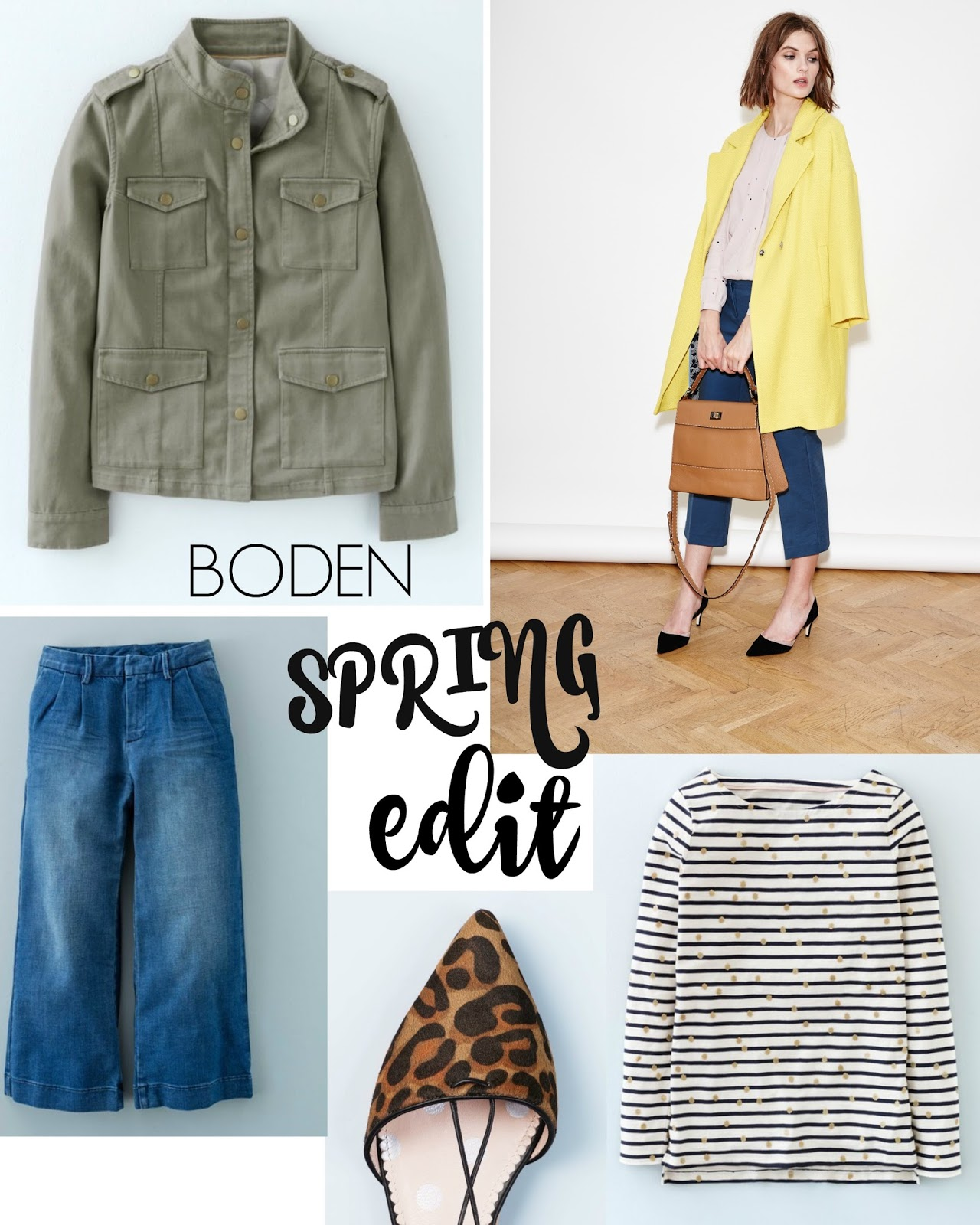 mamasVIB || V. I. BUYS: My Spring high street edit - the pieces you need to update your wardrobe FAST