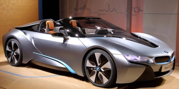 2020 Bmw I8 Roadster Photos And Info