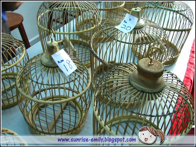 Bird cage @ Koperasi Pandai Besi Pekan Darat Seberang Perai Berhad