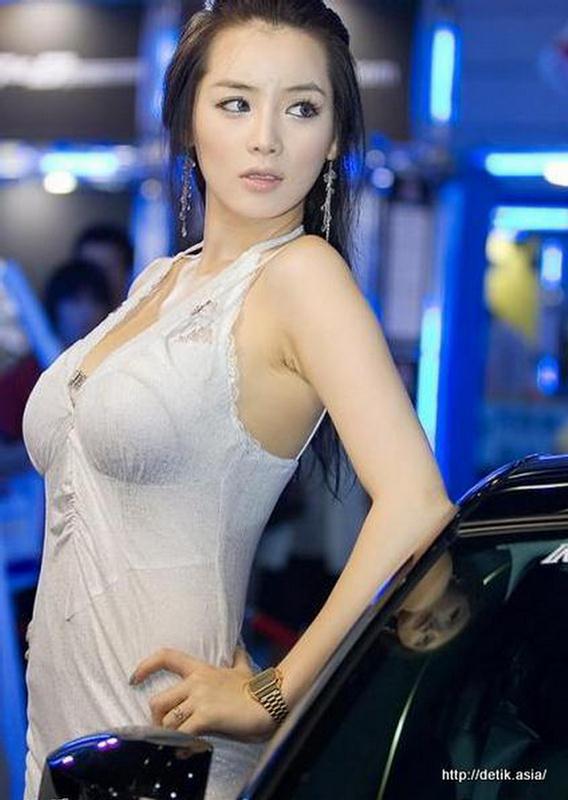 I'm Ji Hye - Korean Model and Race Queen