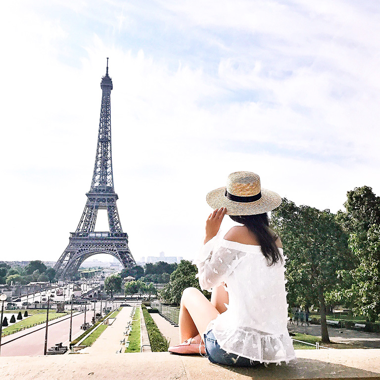 Elizabeth l Tourist in Paris blog mode l Boohoo Gucci Asos Zara l THEDEETSONE l http://thedeetsone.blogspot.fr