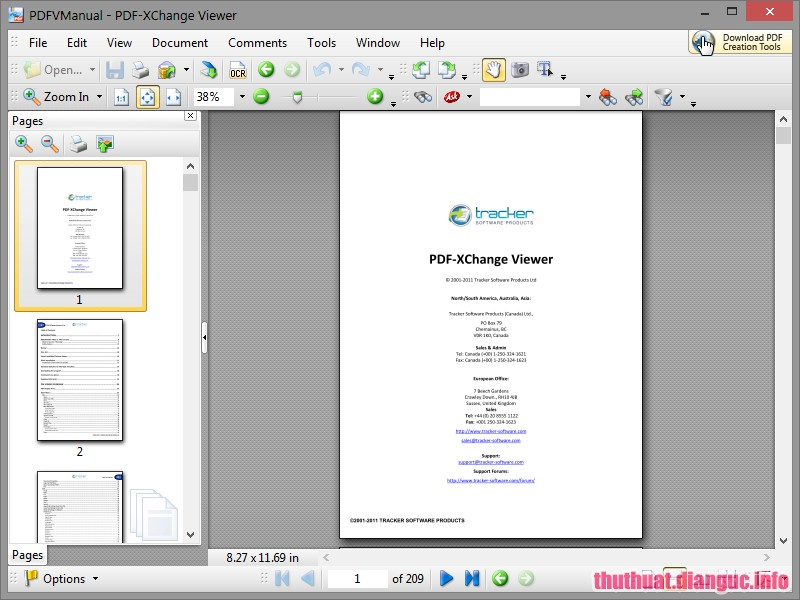 Download PDF-XChange Viewer Pro 2.5.322.9 Full Cr@ck
