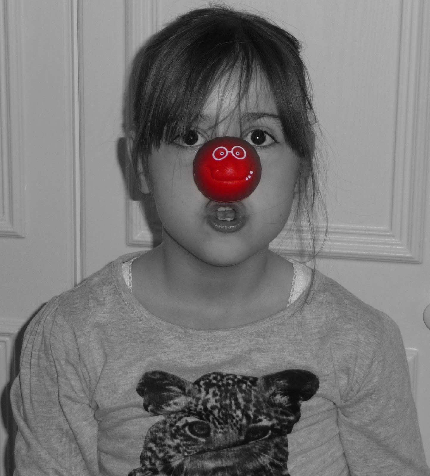 Red Noses For Red Nose Day 2011