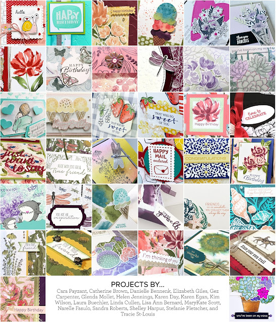 Free Stampin' Up! Tutorial Bundle