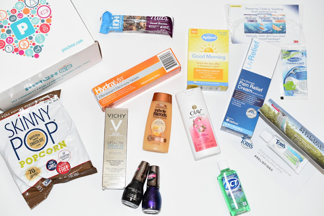 PinchMe August Sample Box Reveal!  via  www.productreviewmom.com