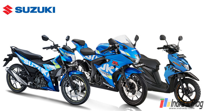 Harga Motor Suzuki Terbaru