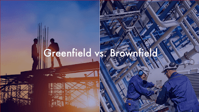Greenfield Development and Brownfield Redevelopment