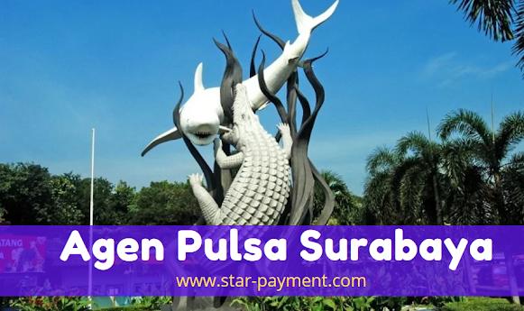 Agen Pulsa Termurah Surabaya