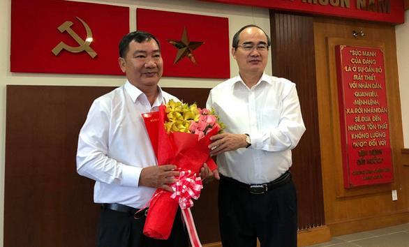 Phó ban Nội chính TP.HCM được bầu làm Bí thư quận 2, thay ông Nguyễn Hoài Nam vừa bị bắt