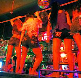 Phnom Penh Nightlife with Girls