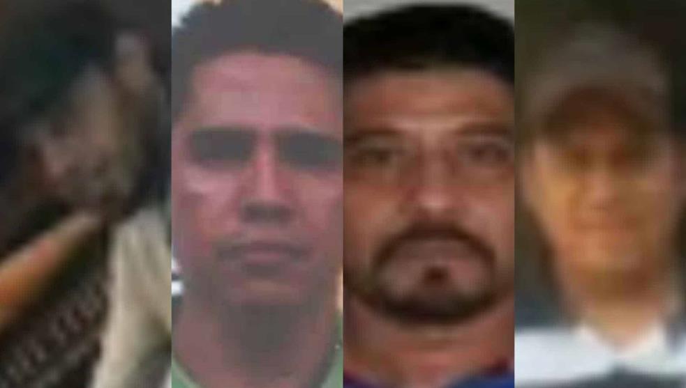 Estos son los cuatro jefes del narco que se disputan el Estado de México