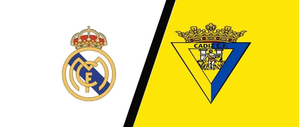 بث مباشر مباراة ريال مدريد وقادش