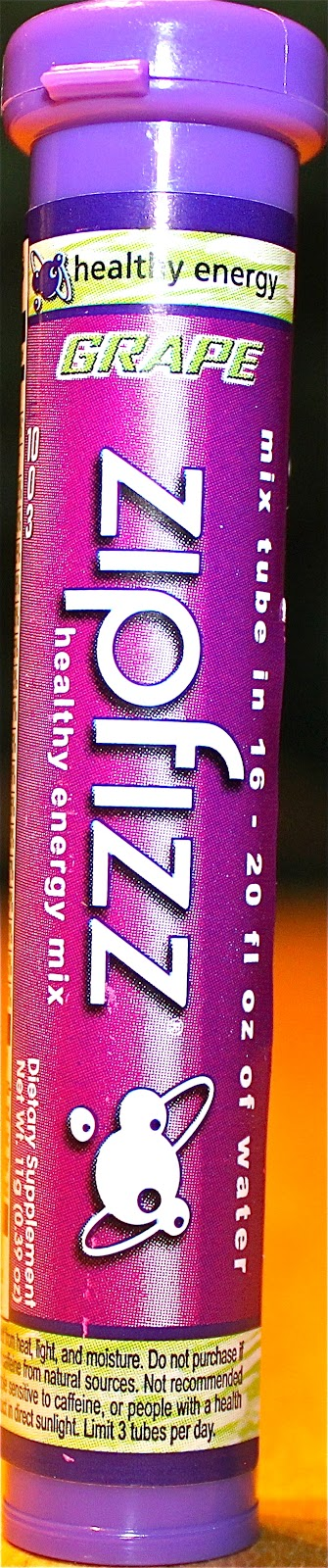 ADDICTED 2 ENERGY!: REVIEW OF ZIPFIZZ ORANGE SODA