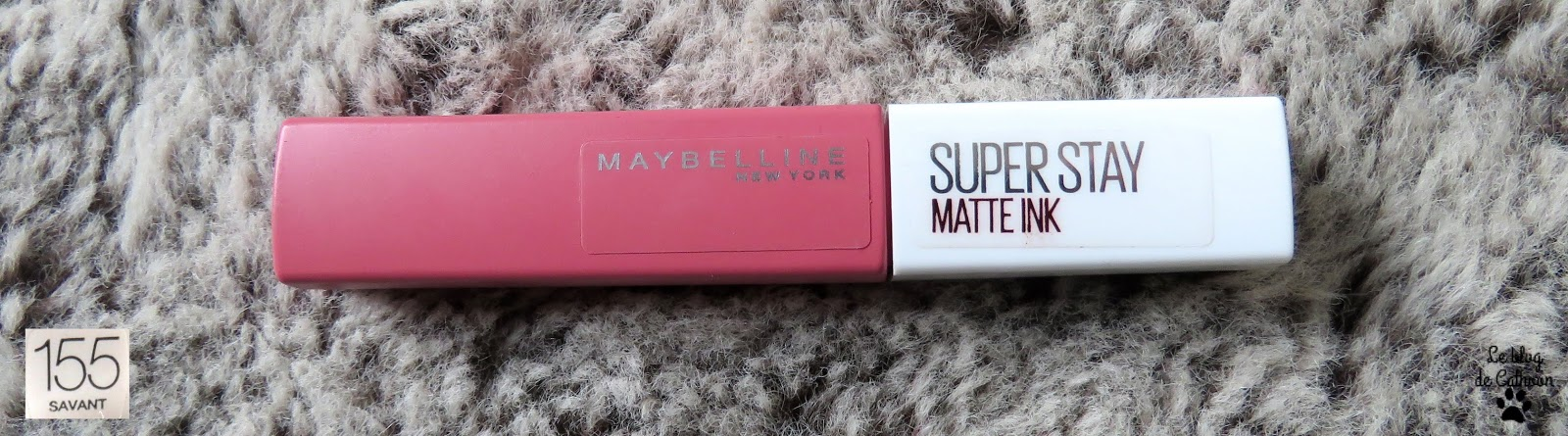 Superstay Matte Ink de Maybelline