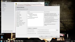 tutorial,sql server 2014, sql server, instal sql server