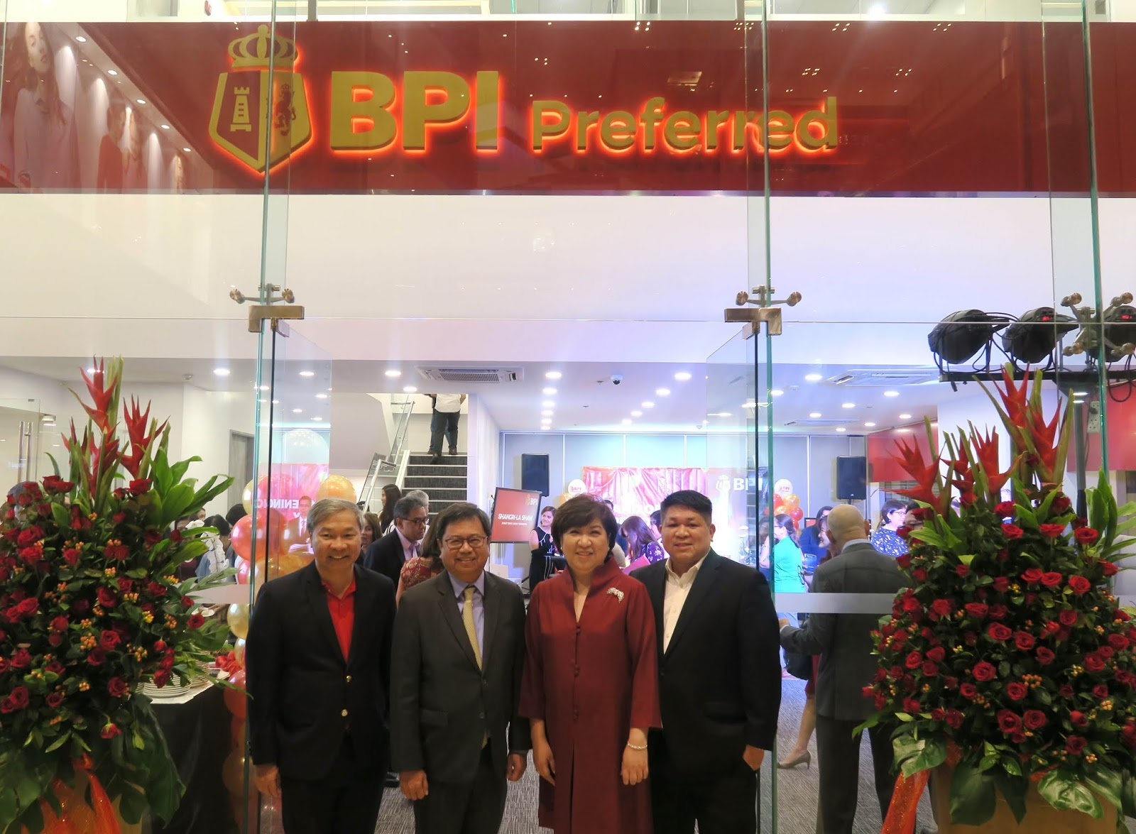 BPI opens biggest flagship branch in Northern Metro Manila