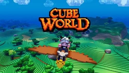 Cube World tưởng như đã công bố từ thời điểm năm 2011...