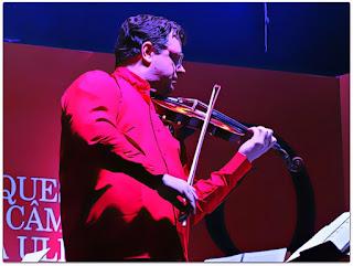 Emerson Kretschmer toca 'Invierno Porteño', Astor Piazzolla