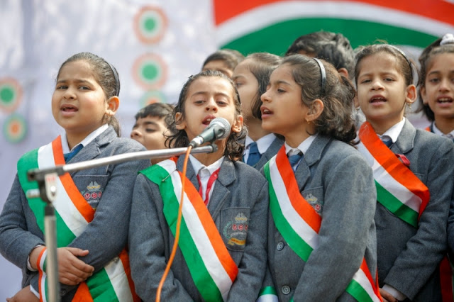 Republic Day Speeches For Standard 4, 5, 7, 8 and 9 (26 january 2018)