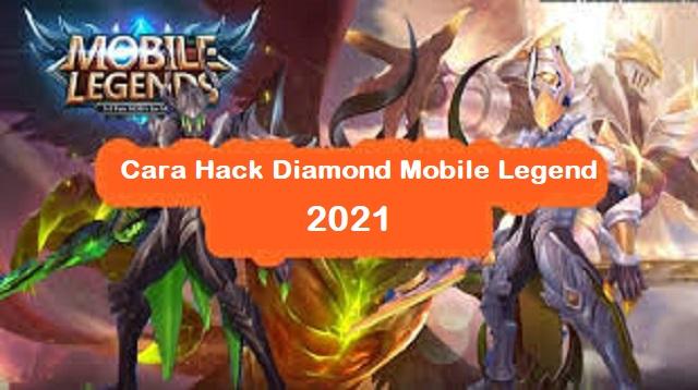 Cara Hack Diamond Mobile Legend