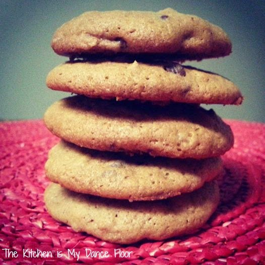 The Walnut Chocolate Chip Cookies That Almost Didn't Happen!