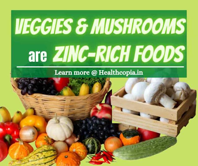 Zinc-rich Foods