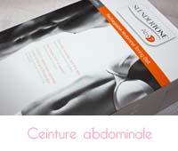 Ceinture abdominale Abs 7  Slendertone