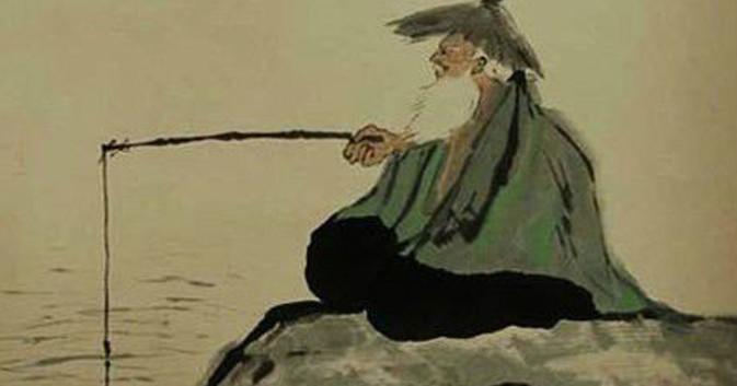 Trước khi Khương Tử Nha gặp Chu Văn Vương, ông từng chán nản buồn bã đến cực điểm