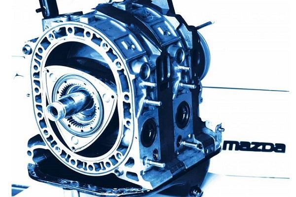 Mazda Motor Rotativo