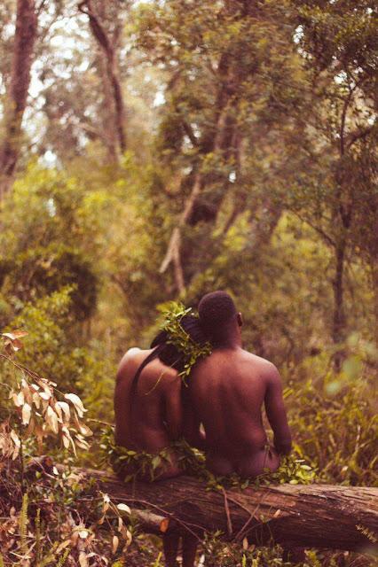 [5 Photos] After Eric Omondi, another Kenyan couple recreate Adam & Eve story